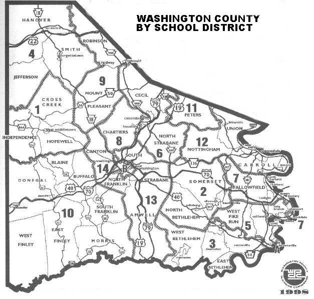 WASHINGTON COUNTY SCHOOL DISTRICTS